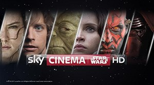 Alle Star Wars Filme im TV