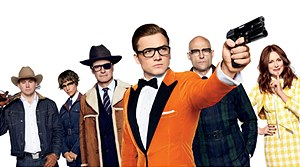 ORF-Premiere: Kingsman: The Golden Circle