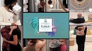 "Verrücktes TV-Experiment  – ""5 Senses for Love - Heirate dein Blind Date"""